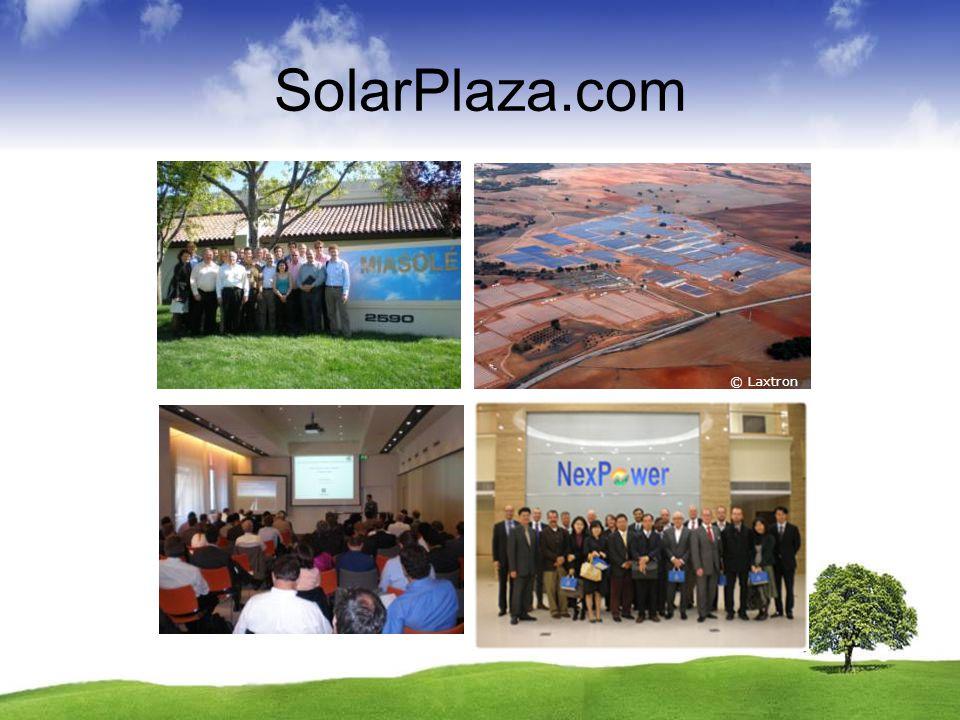 SolarPlaza.com © Laxtron