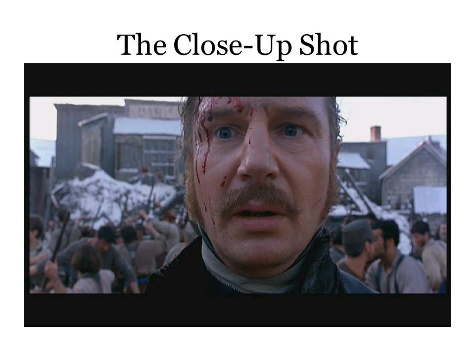 The Close-Up Shot