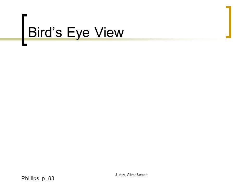 J. Arzt, Silver Screen Birds Eye View Phillips, p. 83
