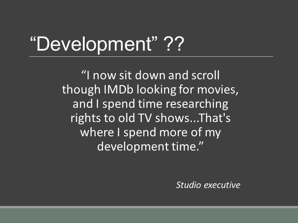 Development .