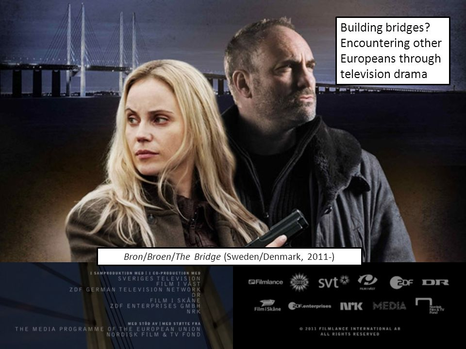 Building bridges.