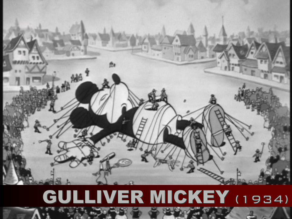 GULLIVER MICKEY (1934)