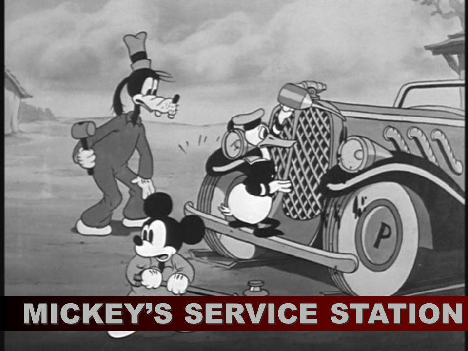 MICKEYS SERVICE STATION