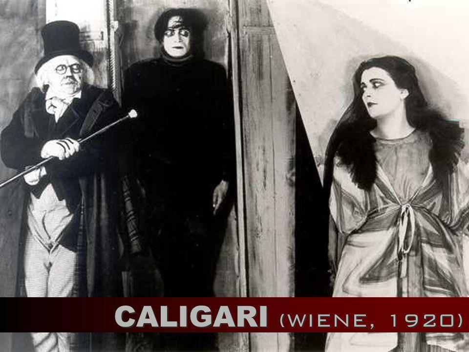 CALIGARI (WIENE, 1920)
