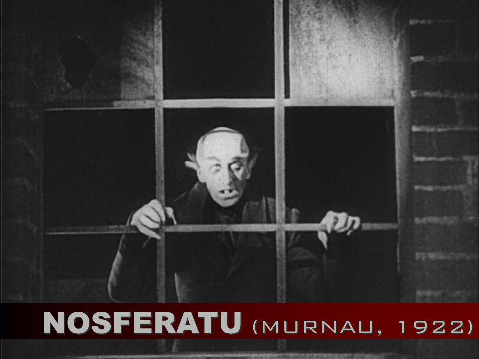 NOSFERATU (MURNAU, 1922)
