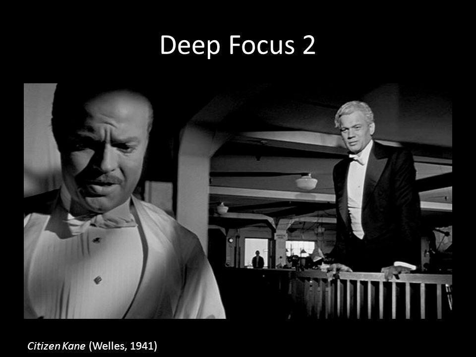 Deep Focus 2 Citizen Kane (Welles, 1941)