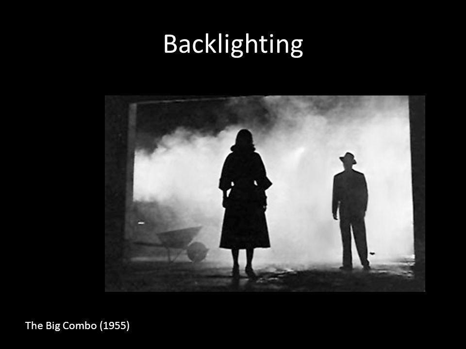 Backlighting The Big Combo (1955)