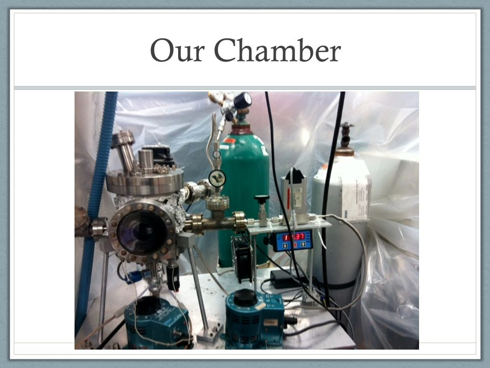 Our Chamber