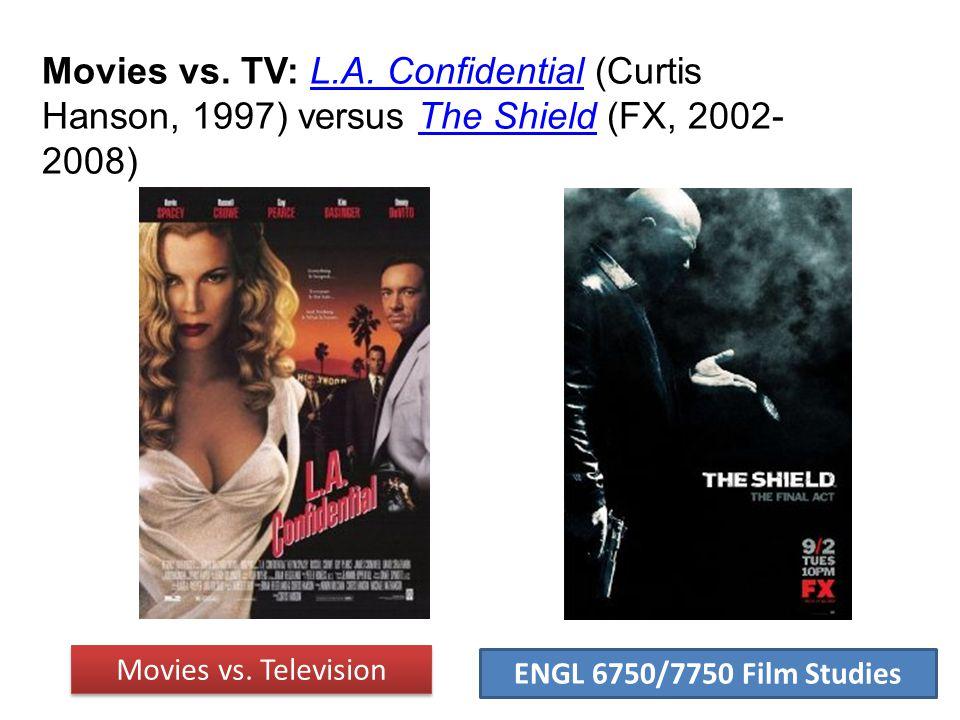 ENGL 6750/7750 Film Studies America was never innocent.