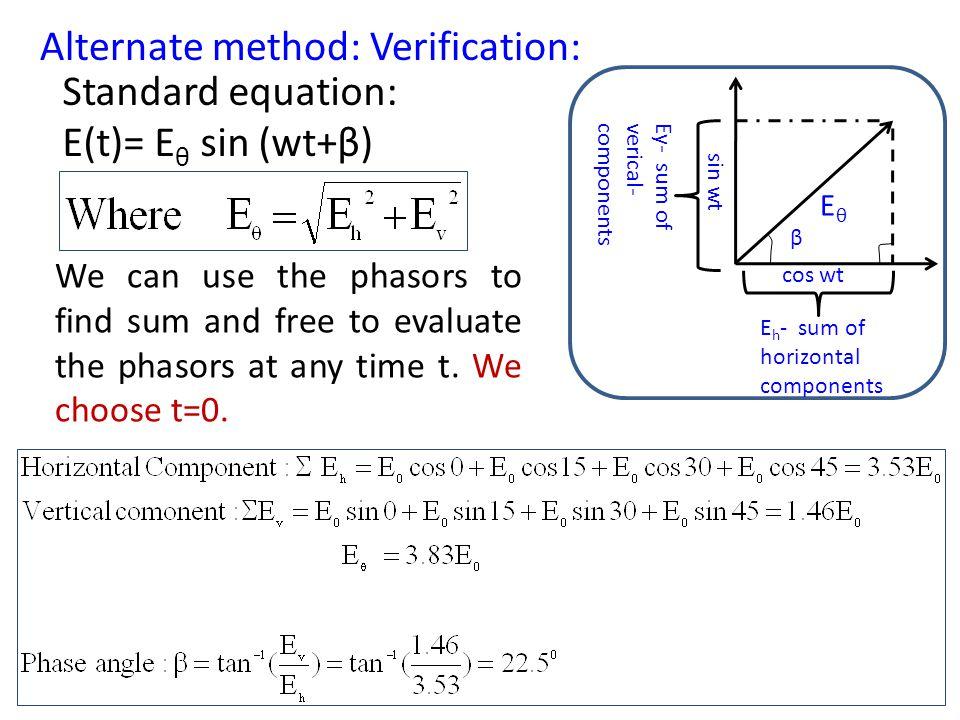 70 E θ = ax 1 +x 1 x 2 +x 2 x 3 +x 3 e = ab cosβ+ bc (cosβ-15 0 )+ cd (cosβ-15 0 )+de (cosβ) Substitute ab=bc=cd=de= E 0 and β=22.5 0 E θ =3.83 E 0 Th