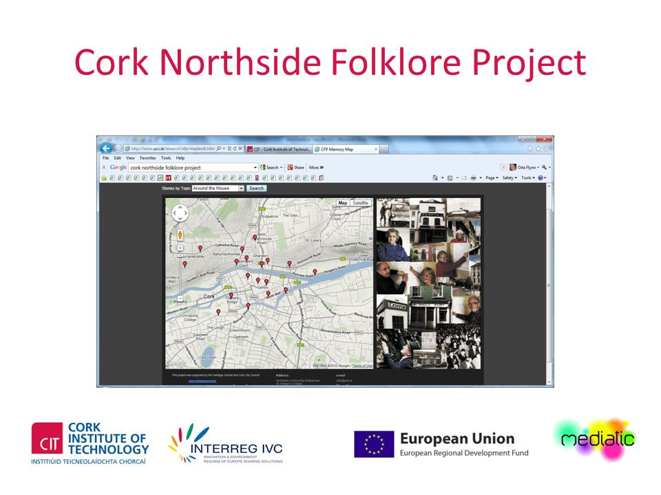 Cork Northside Folklore Project