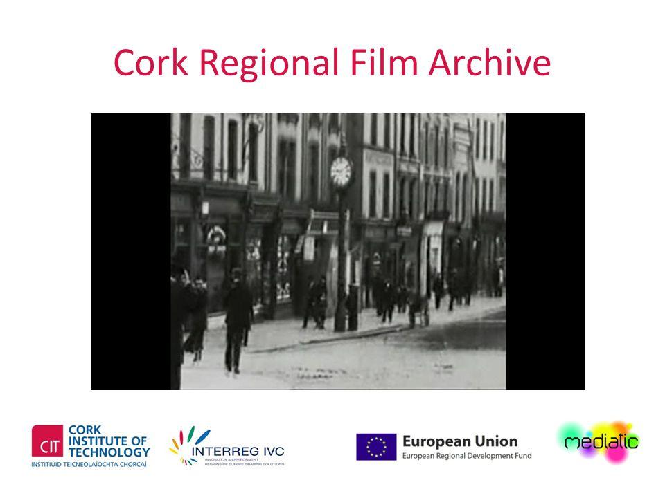 Cork Regional Film Archive