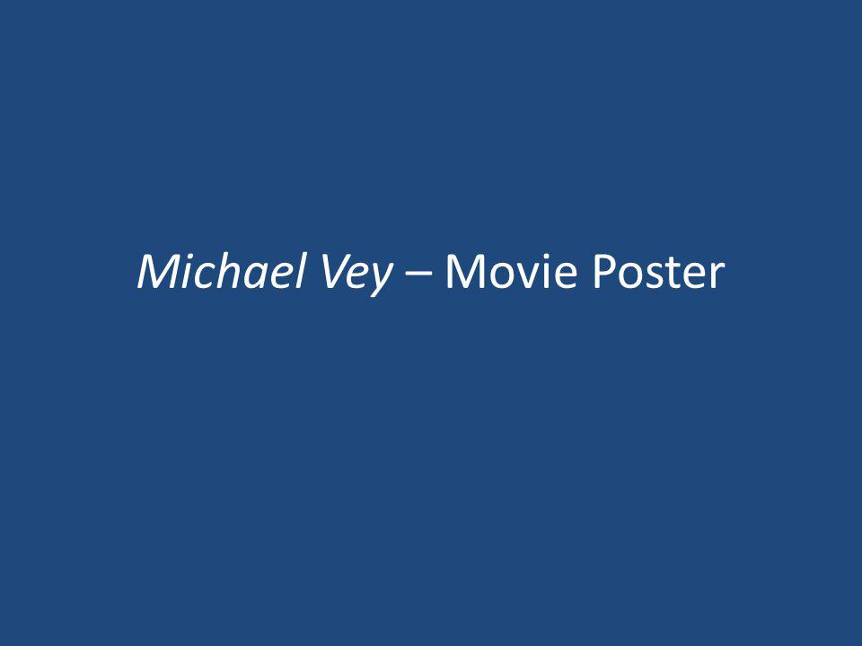 Michael Vey – Movie Poster