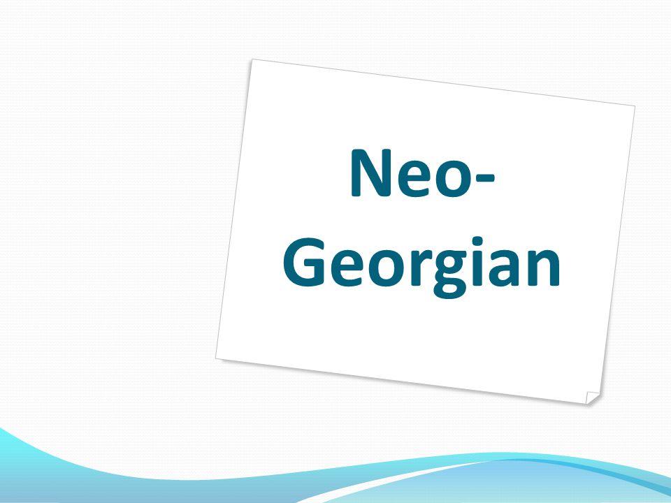 Neo- Georgian