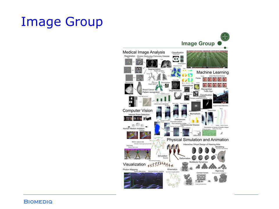 Biomediq Local Image Structure Local Image Features