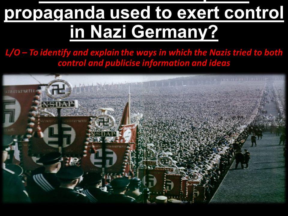 4.Photographs Hitler had an official photographer, Heinrich Hoffman.