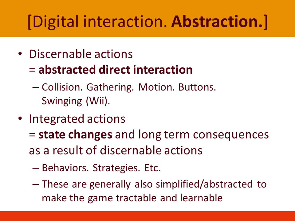 [Digital interaction.