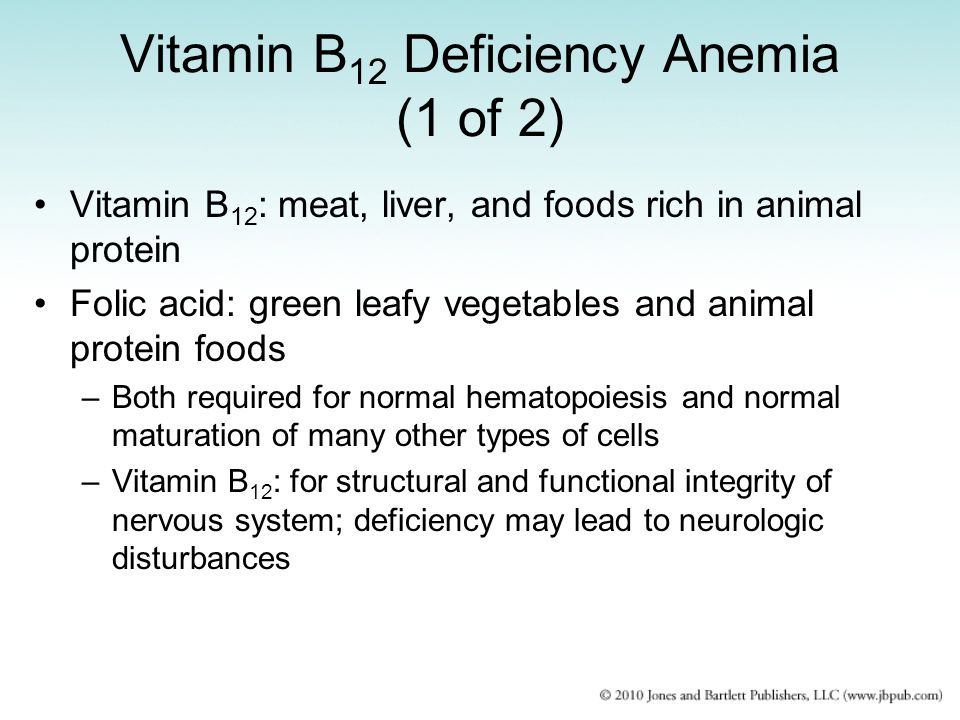 Vitamin B 12 Deficienc...