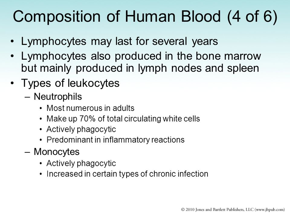 Polycythemia (1 of 2) Secondary polycythemia –Reduced arterial O 2 saturation leads to compensatory increase in red blood cells (increased erythropoietin production) –Emphysema, pulmonary fibrosis, congenital heart disease; increased erythropoietin production by renal tumor Primary/Polycythemia vera –Manifestation of diffuse marrow hyperplasia of unknown etiology –Overproduction of red cells, white cells, and platelets –Some cases evolve into granulocytic leukemia