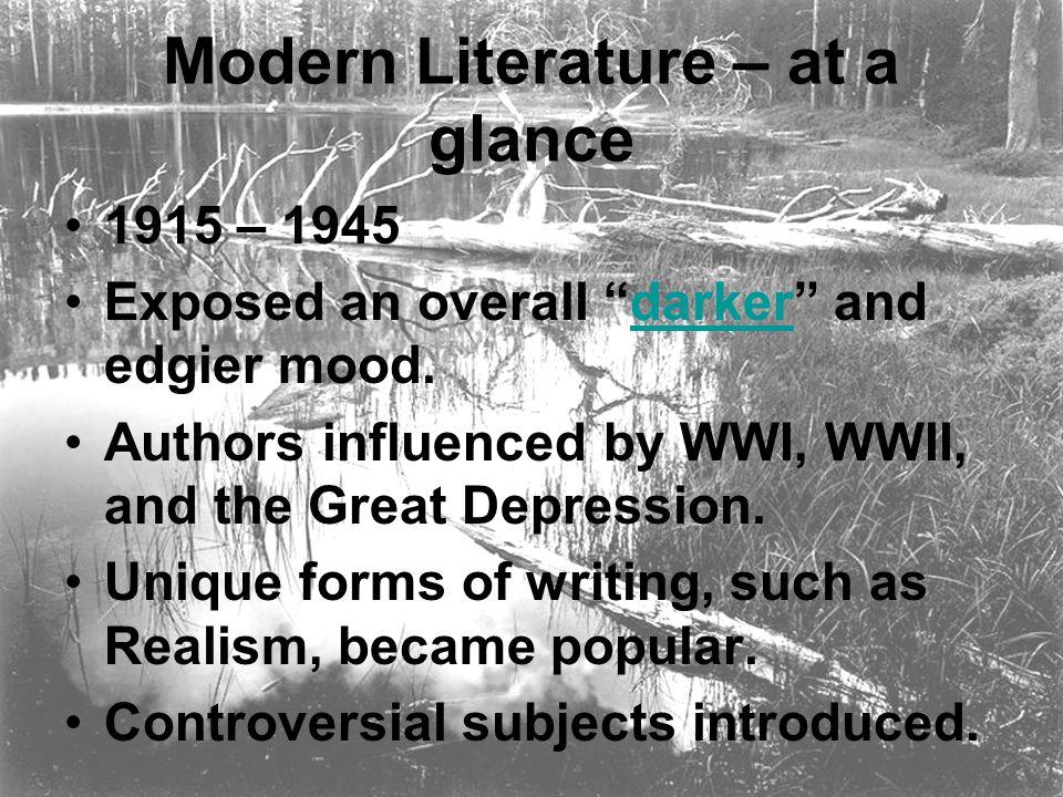 Modern Literature in Film Conrad and Coppola