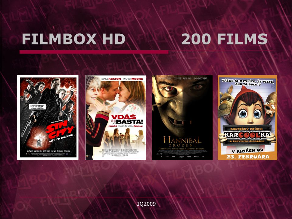 1Q2009 FILMBOX HD 200 FILMS