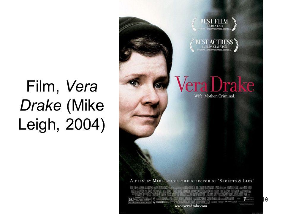 19 Film, Vera Drake (Mike Leigh, 2004)