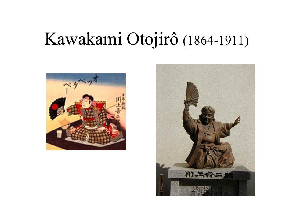 Kawakami Otojirô (1864-1911)