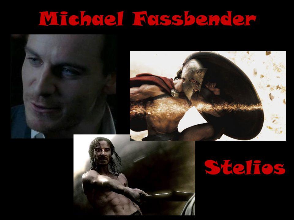 Michael Fassbender Stelios