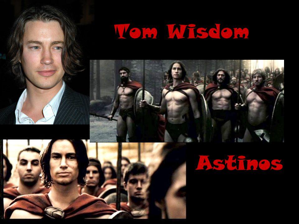 Tom Wisdom Astinos