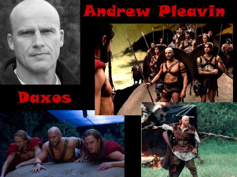 Andrew Pleavin Daxos