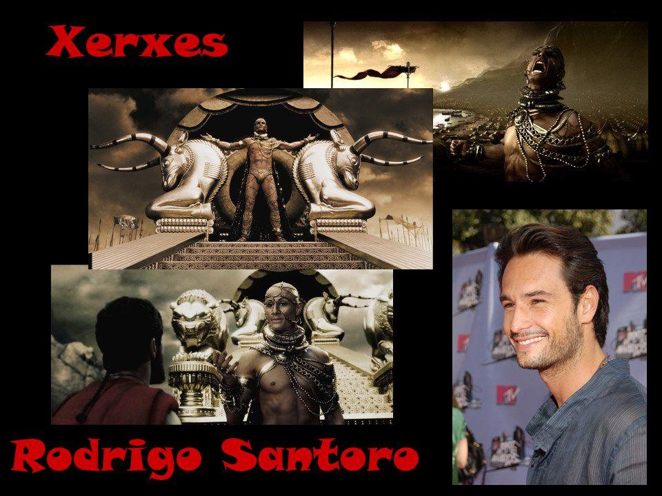 Rodrigo Santoro Xerxes