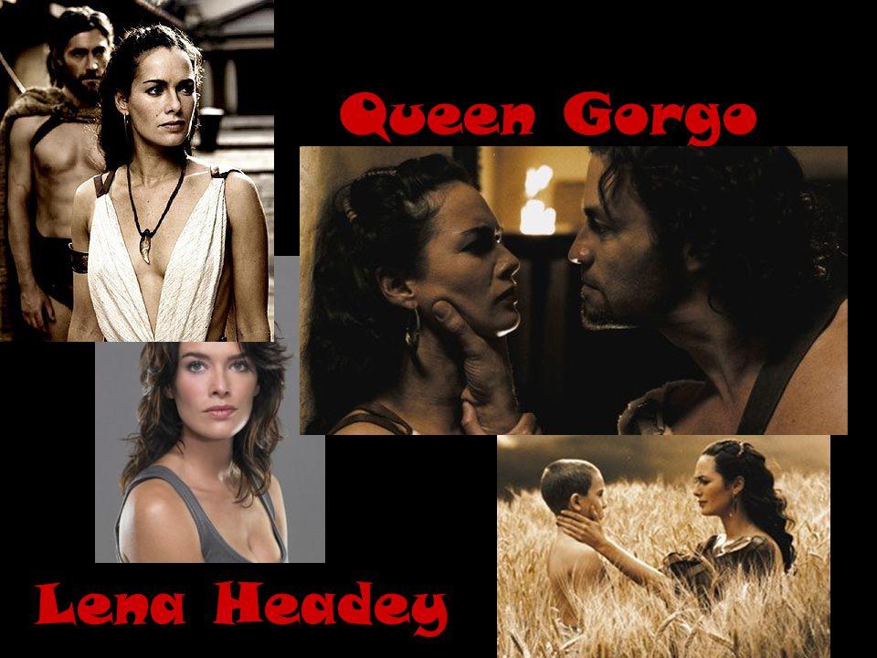 Lena Headey Queen Gorgo
