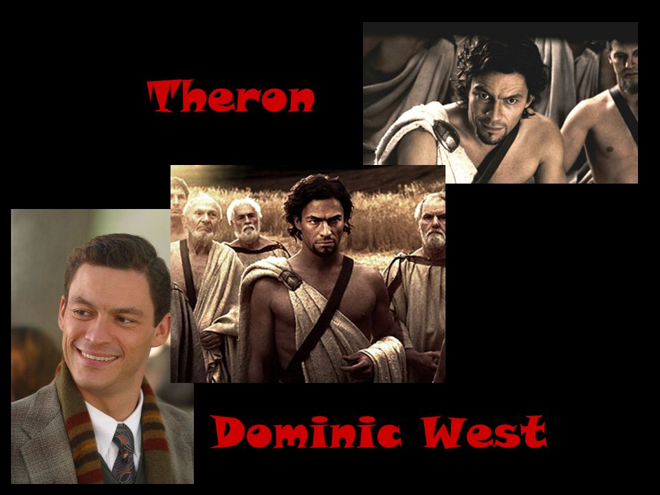 Dominic West Theron