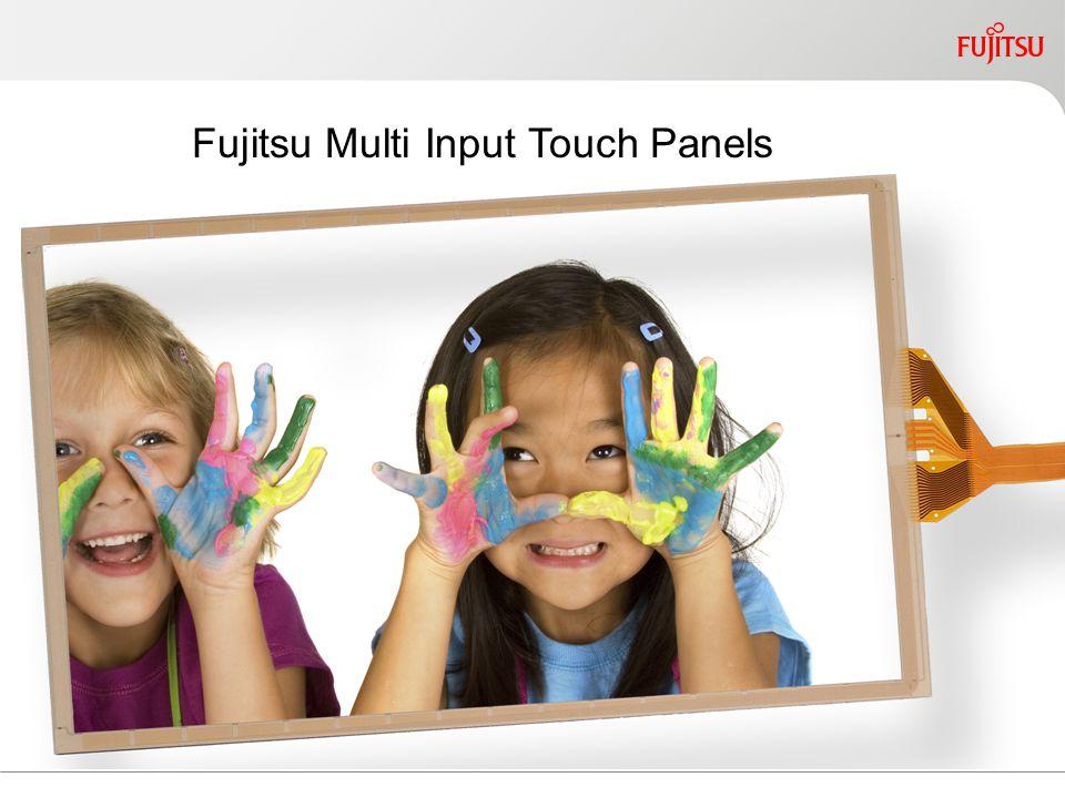 Fujitsu Multi Input Touch Panels