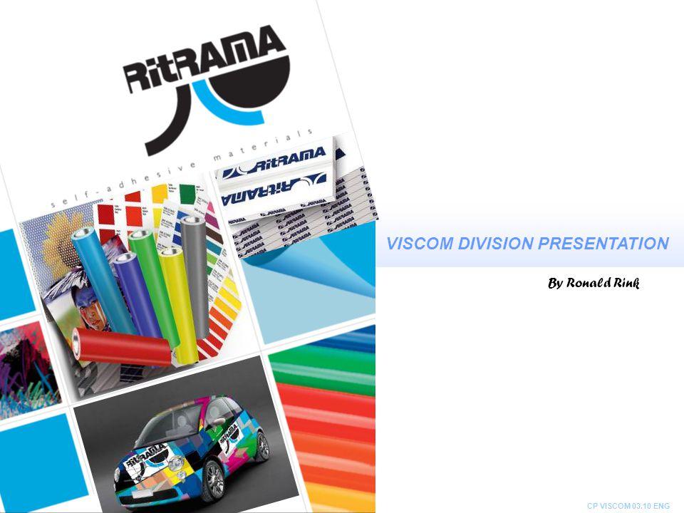 CP VISCOM 03.10 ENG VISCOM DIVISION PRESENTATION By Ronald Rink