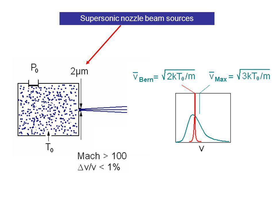 L.D. Landau, Phys. Z. Sowjet. 8 (1935) 489. B.L. Bonch-Bruevich, Usp. Fiz. Nauka 40 (1950) 369 Classical Rarified Gas Dynamics Supersonic Molecular Be