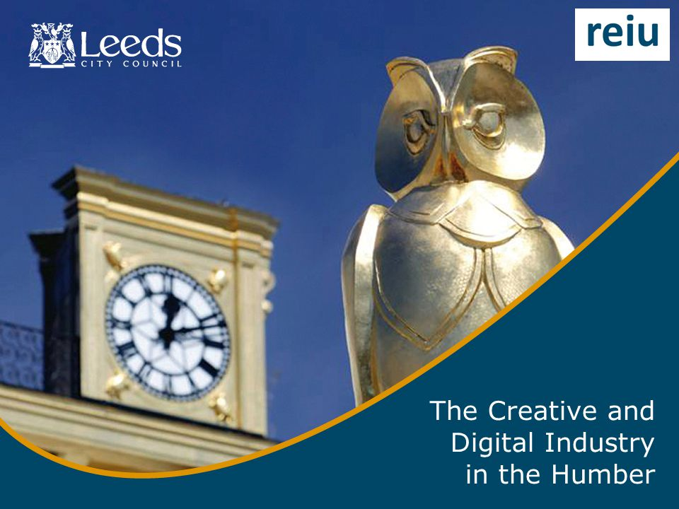 The Creative and Digital Industry in the Humber