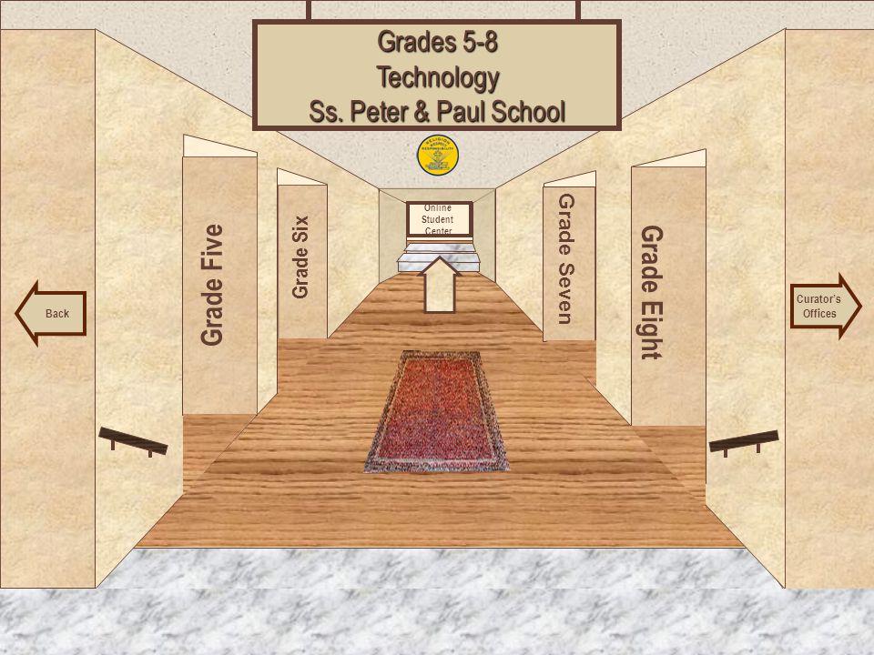 Museum Entrance Grade Five Grade Six Grade Eight Grade Seven Grades 5-8 Technology Ss.