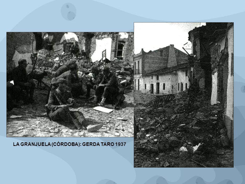 LA GRANJUELA (CÓRDOBA): GERDA TARO 1937