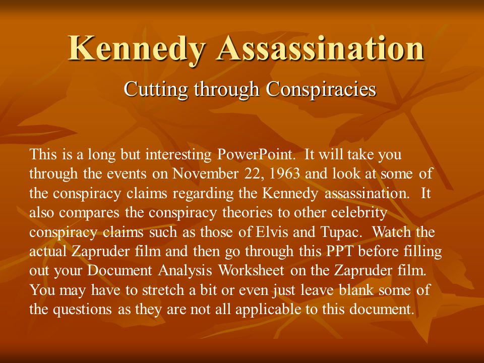 Stones JFK helped advance these falsehoods about the assassination: Oswald could not have shot JFK from the sixth floor in less than 6 seconds.