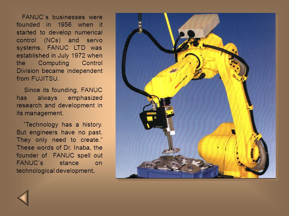 Insert CD #1 and click here Chapter 22 Prospects of the technologies development