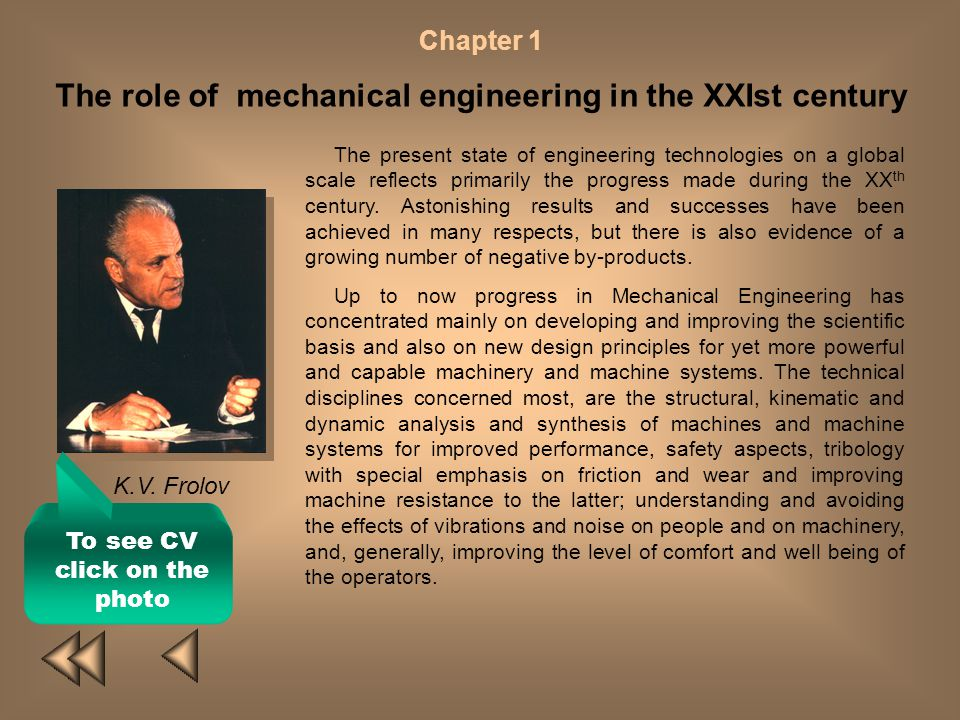 Chapter 22.Chapter 22. Prospects of Technologies Development H. Inaba Chapter 23.Chapter 23. Perspectives of Innovative Technologies in Manufacturing