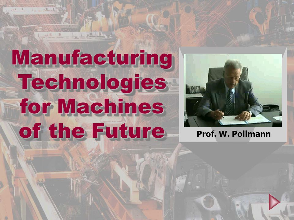 Prof. Pollmann W., Head of Editorial Board, Vice President Research, Materials and Production DaimlerChrysler AG, Germany Prof. Pollmann W., Head of E