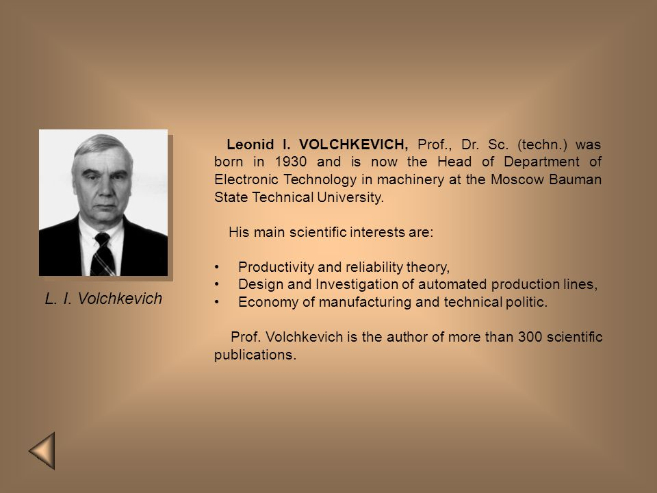Chapter 14 Electronic-vacuum technologies L. I. Volchkevich Y. I. Panfilov Electronic-vacuum Technologies (ET) are materials treatment process based o