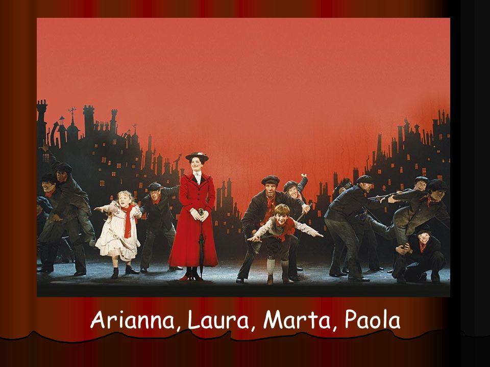Arianna, Laura, Marta, Paola