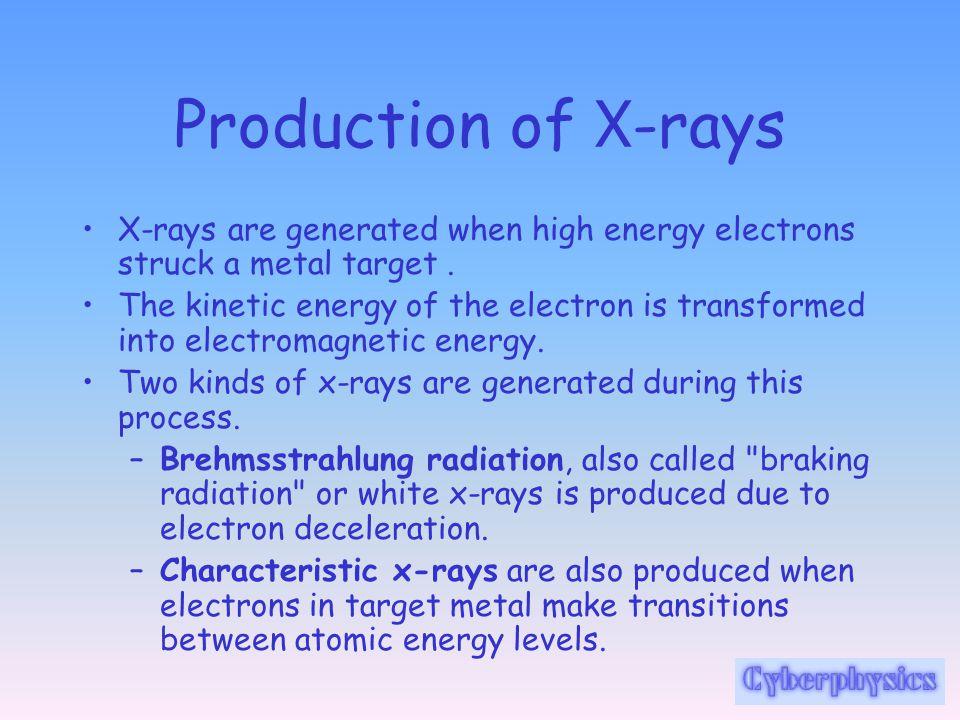 The X -Ray Tube