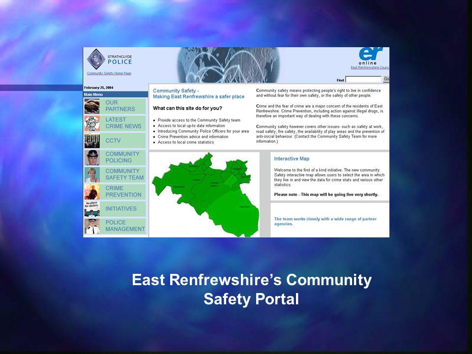 East Renfrewshires Community Safety Portal