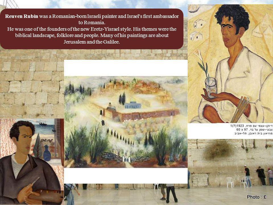 Marcel Iancu was a Romanian and Israeli visual artist and architect who contributed to the early development of the Israeli art. He is also well - kno