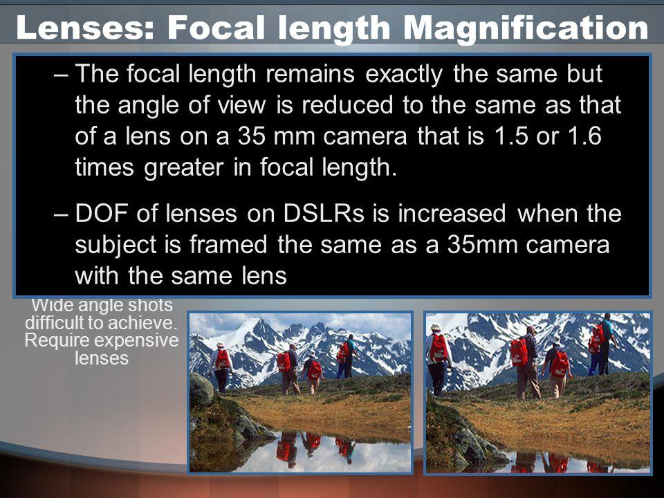 Optical vs.