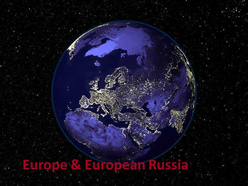 Europe & European Russia